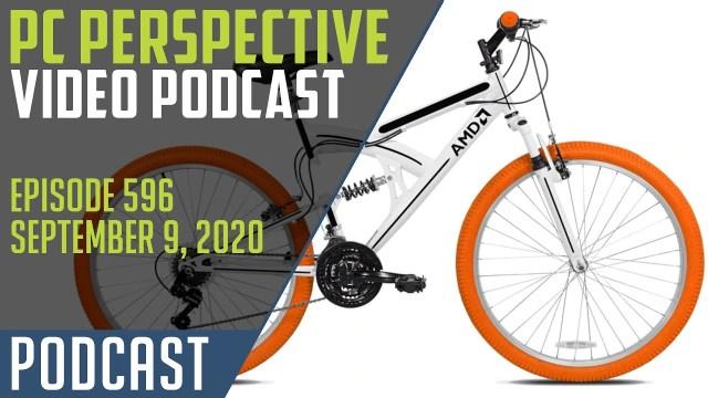 PC Perspective Podcast #596 – Prep 4 Ampere, AMD Bike?, XBOX S, Pregnancy DOOM, Zen 3 2