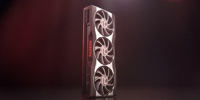 AMD Provides First Look At Upcoming RDNA 2 Graphics Card 2