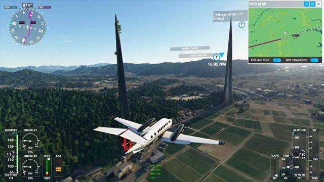 A Real Reason To Become A Microsoft Insider – Microsoft Flight Simulator VR closed beta 2