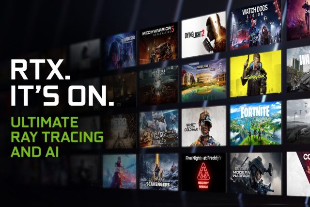 CES 2021: Nvidia RTX Game ON Event 2