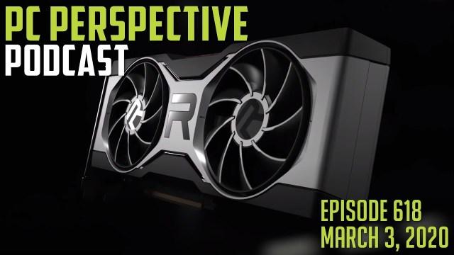Podcast #618 – AMD 6700XT & Threadripper PRO, Intel 670p, Aliens Games, DG2 GPU + More! 2