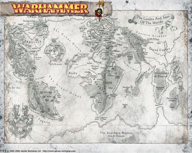 Oh Look, A Bloodthirster! Total War Warhammer 3 Announced 2