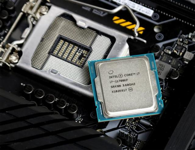 The Intel Core i7-11700KF Versus Just About Everything 2