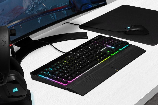 Corsair K55 RGB Pro XT Keyboard Review 2