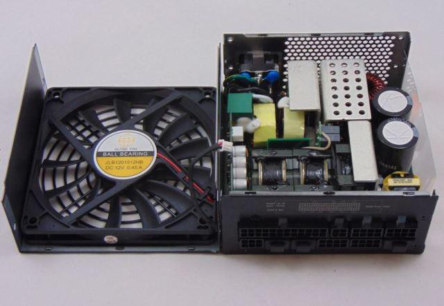 1000W Of SFX-L Power, The SilverStone SX1000 2