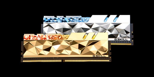 G.SKILL Releases Trident Z Royal Elite Series RAM up to 4000 MHz CL14 2