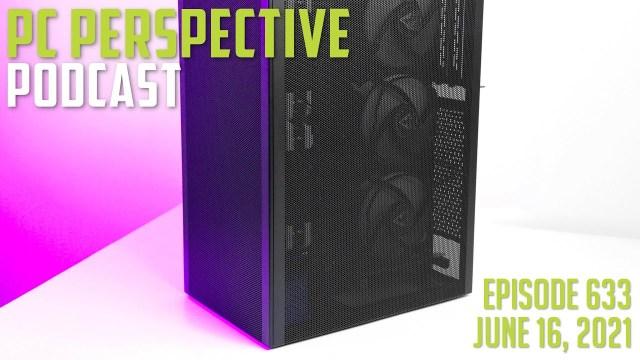 Podcast #633 – Meshlicious Case Review, Windows 11, Noctua NH-P1 Quiet Cooler, RX 6900XT Liquid and More! 2