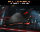 Laptop PC Portable Gamer Asus Rog Zephyrus GTX 1070 24 Go RAM Intel Core 7