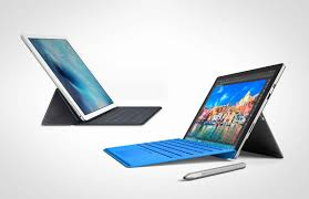 La tablette PC Microsoft Surface Pro 4