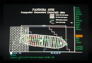 Arheolozi su koristili prvu verziju AutoCAD softvera prilikom istraživanja broda HMS Pandora