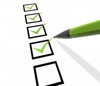 checklist22