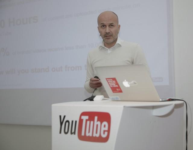 Joško Mrndže, direktor kompanije Google za regiju Adriatic.