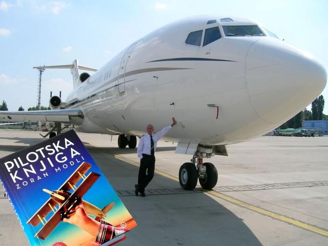 Modli, B727 i Pilotska knjiga