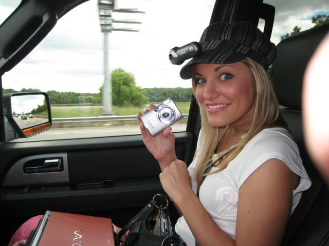 Popularna vlogerka iJustine (Photo: Wikimedia Commons)