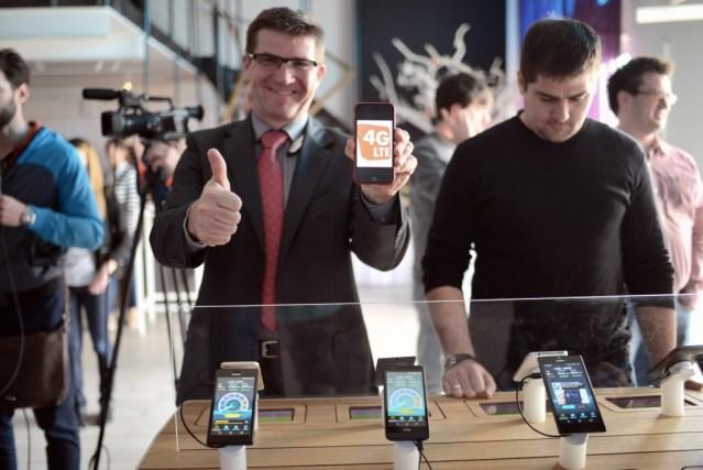 Dejan Turk, CEO Vip, Vip prvi pustio 4G LTE u SrbijuS