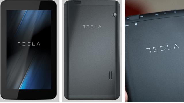 Tesla Tablet L7 Quad