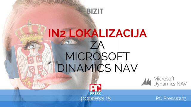 In2 Microsoft Dynamics NAV