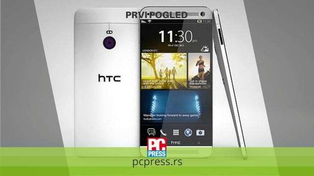 HTC One M9 plus pcpress