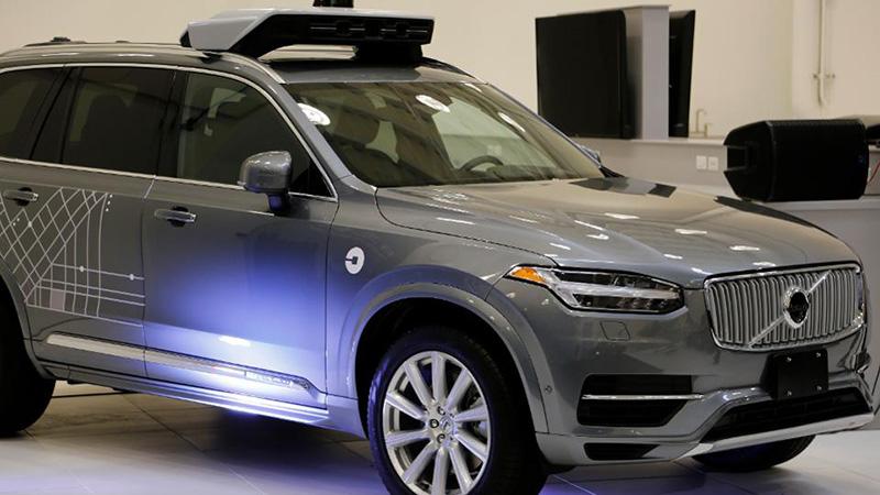 Uberu zabranjeno da nastavi testiranje autonomnih vozila arizona samovozeća kola automobili volvo