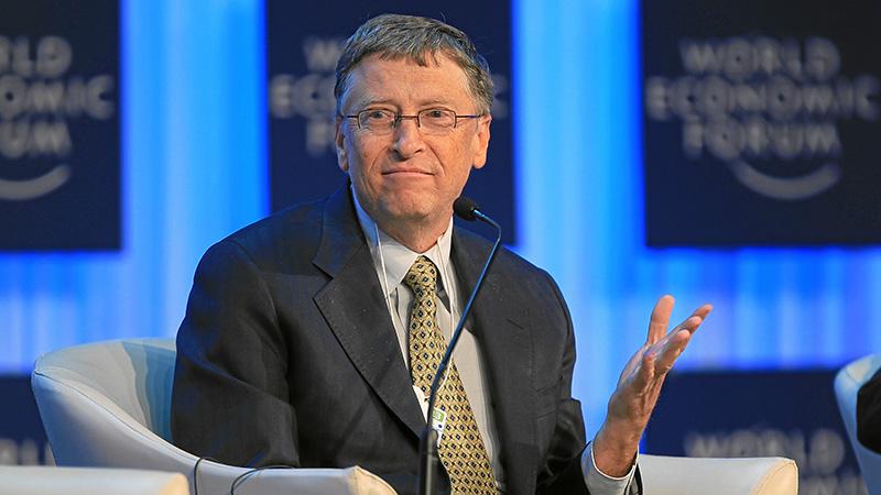 Bill Gates Bil Gejts kriptovalute Bitcoin bitkoin