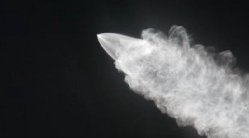 spacex falcon 9 lansiranje