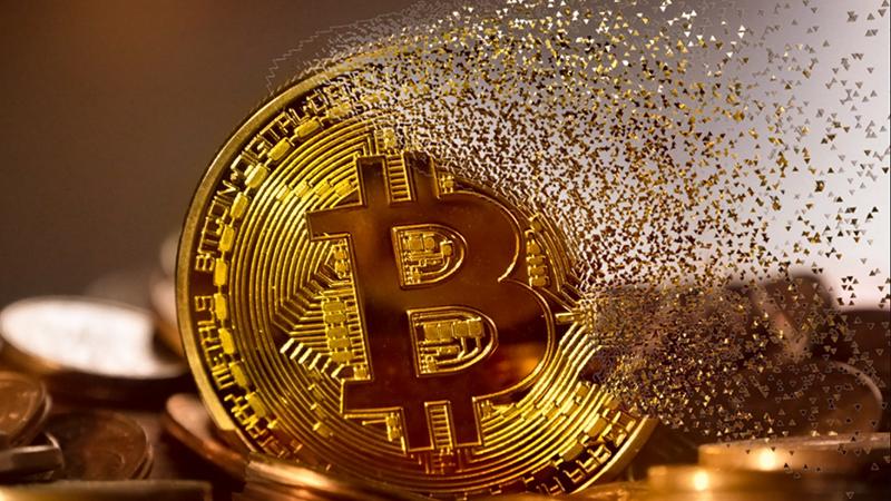 bitcoin bányászati demó)