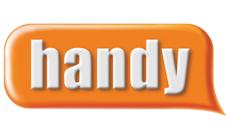 handy logo bankrot