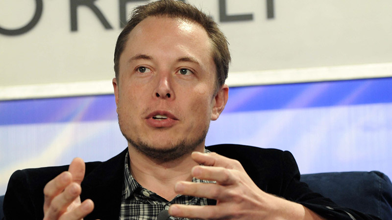 Elon musk ljut na Bila Gatesa
