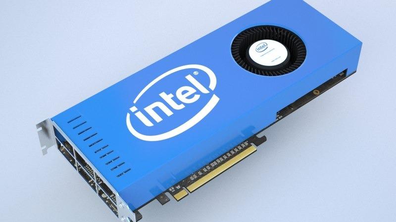Intel najavio diskretnu grafičku kartu