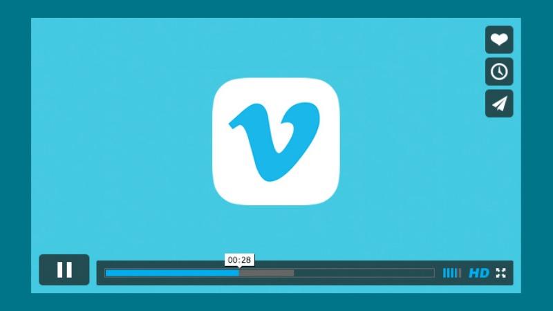 vimeo video player