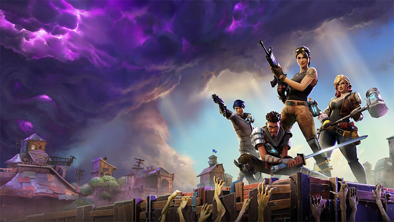 fortnite pc press free to play f2p
