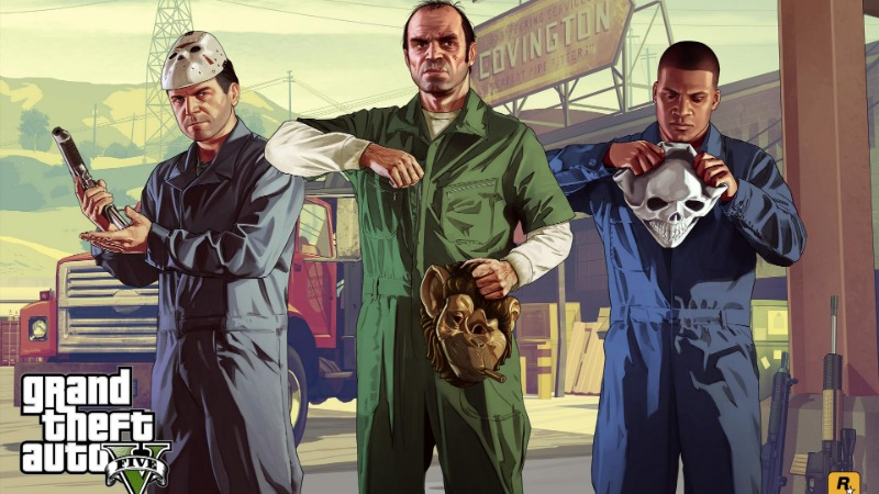 GTA V dostigao 100 miliona prodatih kopija Grand Theft Auto 5