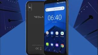 tesla 6.4 smartphone