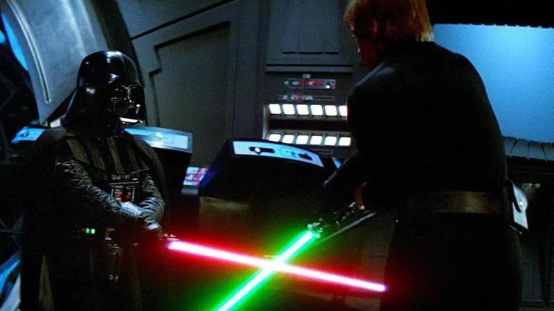Star Wars svetlosni mač
