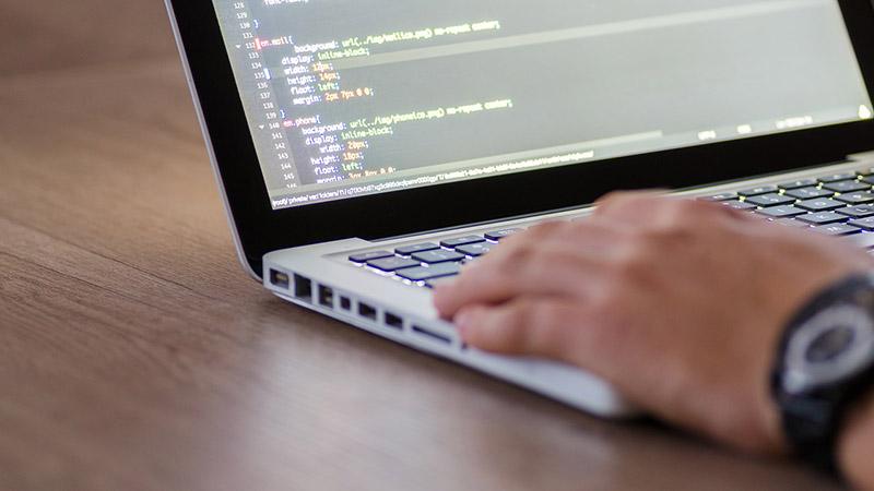Computer, coding, laptop, developer