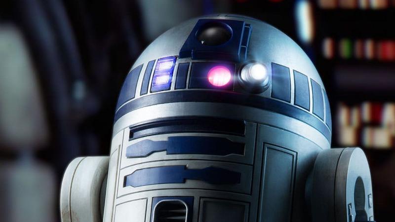 Star Wars R2D2 Nemačka Star Wars