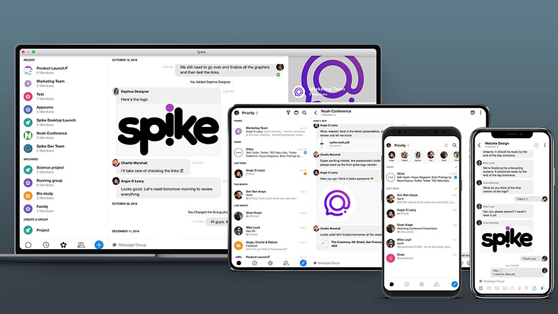 Mail Spark and Spike as an exchange for Google's Inbox – tocuz