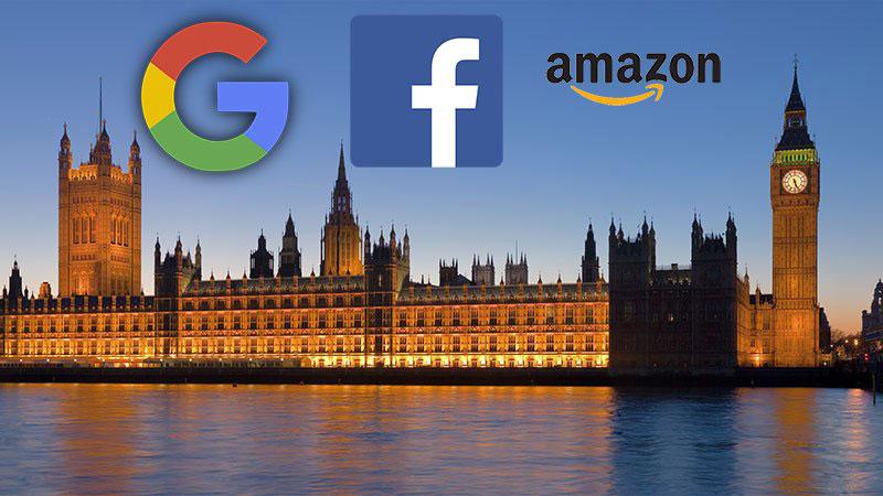 velika britanija pravi agenciju za kontrolu IT giganata