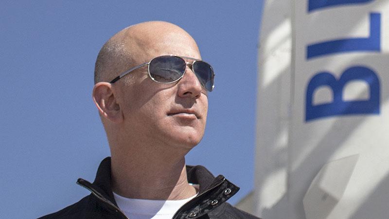 Jeff Bezos u julu u svemiru sa svojim bratom.