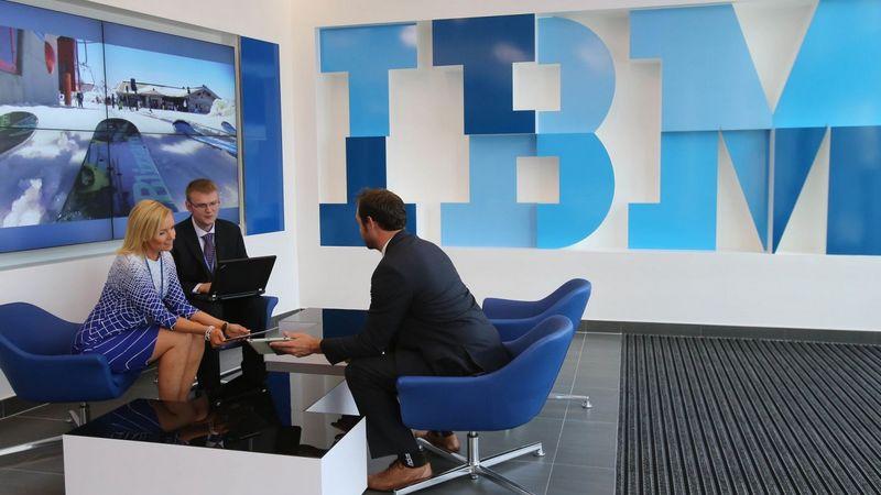 kompanija IBM nastavlja trend rasta