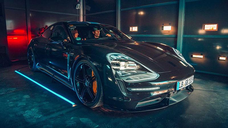 Porsche: Novi testovi električnog modela