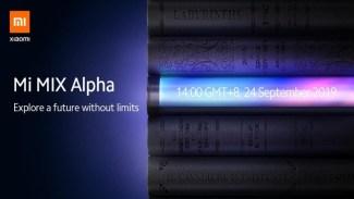Xiaomi Mi Alpha