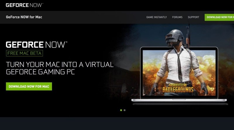 GeForce Now Game library