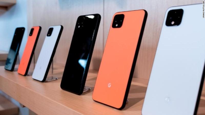 Google pixel-4-phone