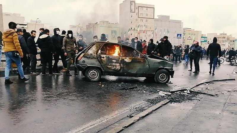 Iran: Zabrana pristupa internetu kao odgovor na proteste