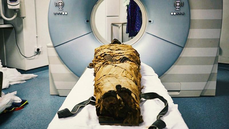 Kako zvuči mumija: Glas star tri hiljade godina