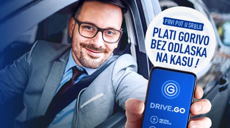 Plaćanje goriva preko aplikacije na NIS i Gazprom pumpama