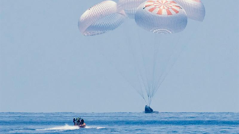 NASA i SpaceX: Povratak posade iz kosmosa