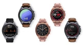 samsung watch wear os