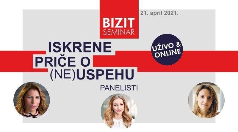 "BIZIT seminar: Panel naslednica – ""Ćeri moja još da si mi sin"""